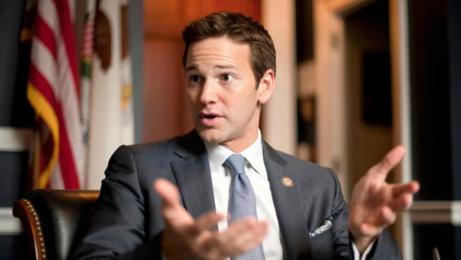 Is Aaron Schock Looking for a Job in Chicago?