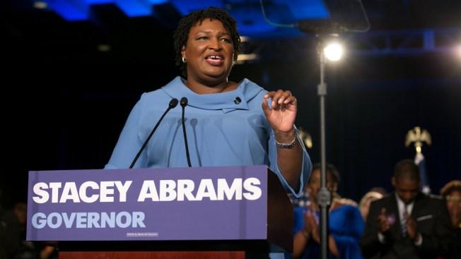 Democrat Abrams Files New Suit in Georgia Governor's Race