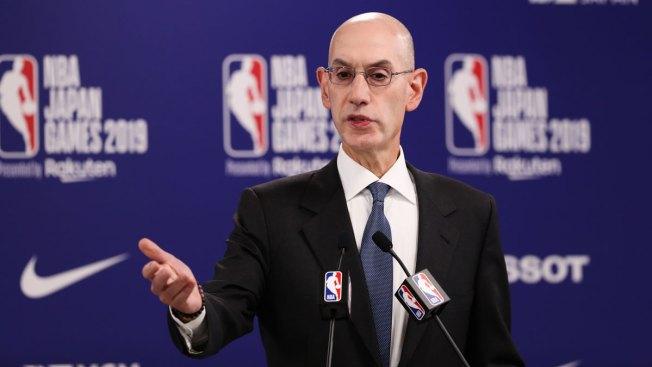 NBA Says Chinese Wanted Morey's Firing Over Hong Kong Tweet; China Denies Claim