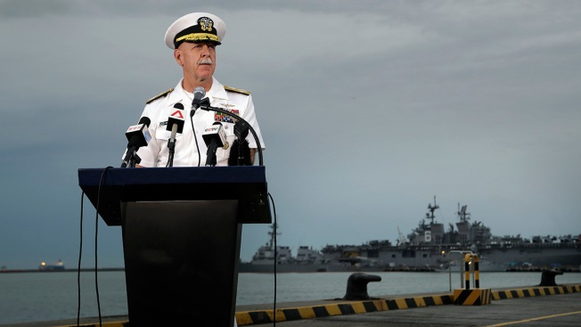 Pacific Fleet Commander to Retire in Wake of Deadly Crashes