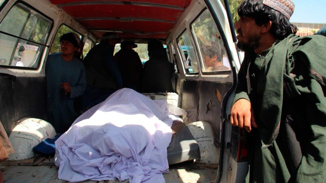 40 Civilians at Wedding Party Killed During Anti-Taliban Raids