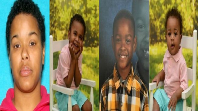 Amber Alert issued for 3 IN boys