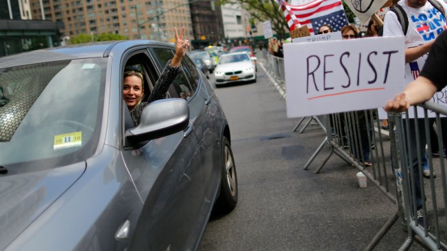Backlash Over GOP Bills to Shield Drivers Who Hit Protesters