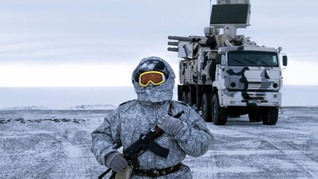 Putin Presents Ambitious Arctic Expansion Program