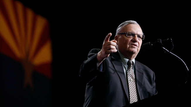 Prosecutors Use Joe Arpaio's Immigration Talk Against Him