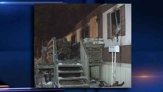 Four Injured in Aurora Mobile Home Fire