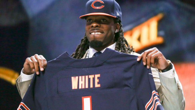 Kevin White Takes It All In, Says He's Up for NFL Challenge