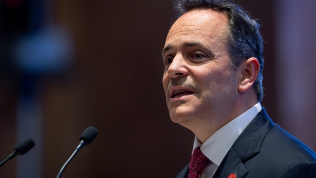 Kentucky Governor Says He Exposed His Children to Chickenpox