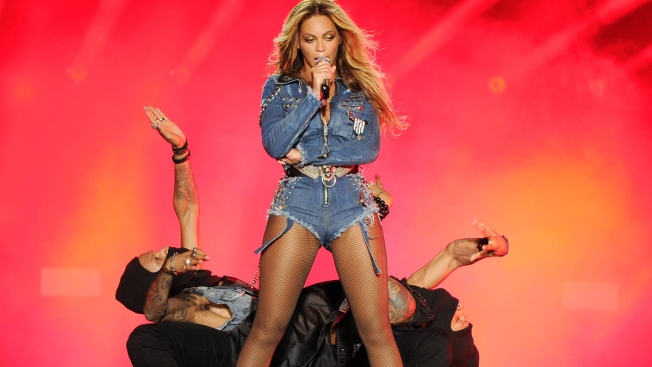 Beyonce Tops Most Powerful Celebrity List