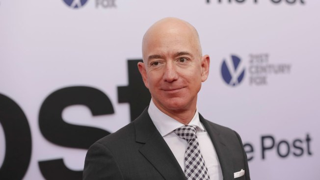 Jeff Bezos donates $33 million to help Dreamers attend college
