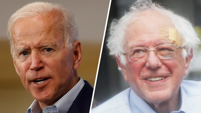 1st Dem Debate Lineups Are Out, Setting Up Biden Vs. Sanders