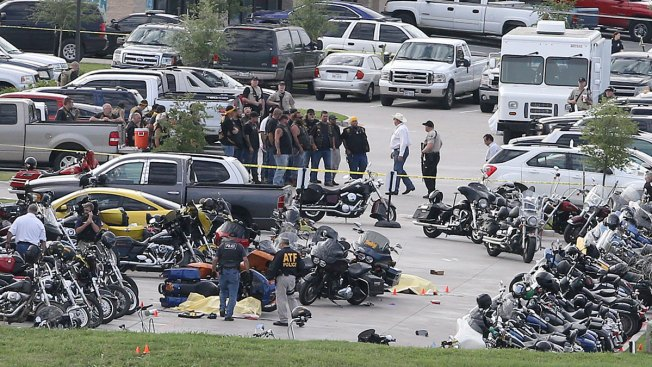 Grand Jury Clears Texas Officers in Deadly Biker Shootout