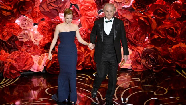Bill Murray Pays Tribute to Harold Ramis at Oscars