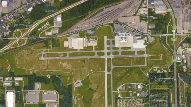 Police officer 'critical' after stabbing at Michigan airport