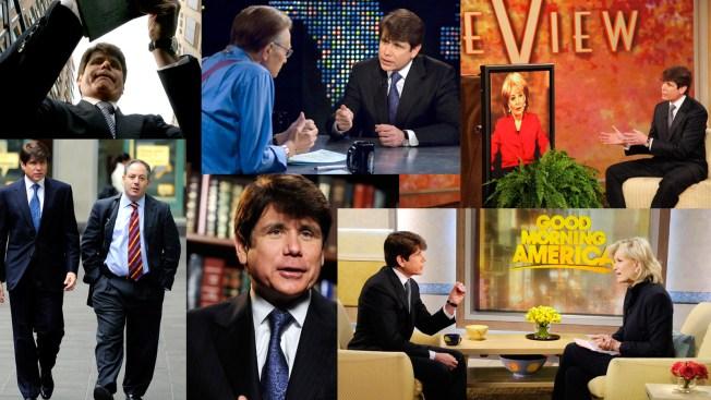 Blagojevich Restarts Media Blitz