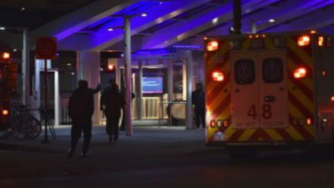 Blue Line Service Resumes After Person Jumps Onto Tracks at Belmont