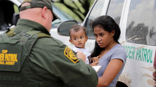 Some Families Split Up at Border Still Detained Months Later