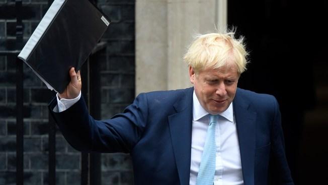 EU Demands UK Face Brexit 'Realism;' Johnson Scrambles