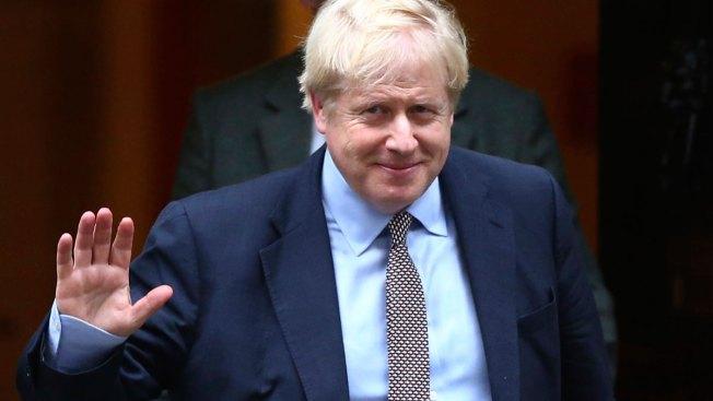 UK's Johnson Seeks Dec. 12 Election to Break Brexit Impasse
