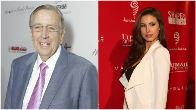 Webb Bids Brent Musburger Farewell After Flirtatious Comment from Retiring Broadcaster Catapulted her to Stardom