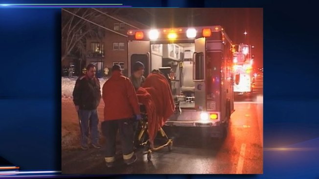 1 Hospitalized, 18 Displaced After Bridgeview Apartment Fire