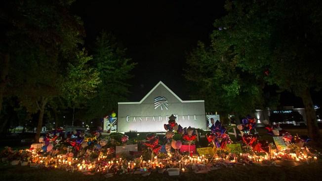 Prosecutor: Suspect in Washington Mall Shooting Found Dead