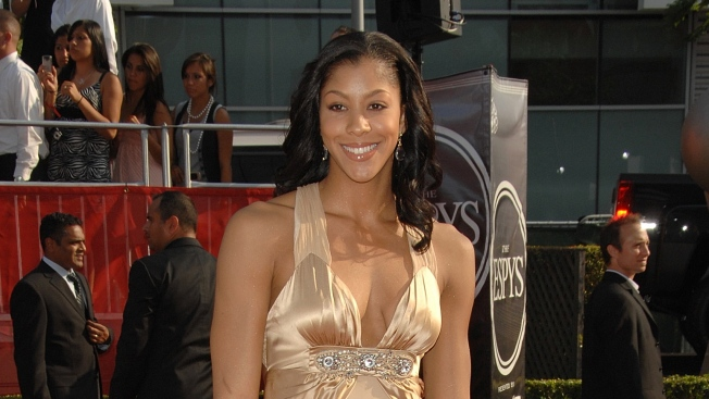 Candace Parker's Breasts Cause Quite An Uproar