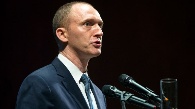 Former Trump Adviser Carter Page Questioned by Senate Panel