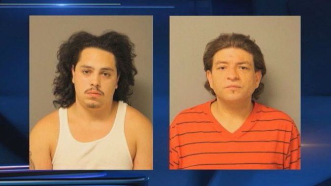 Pair Face Felony Arson Charges