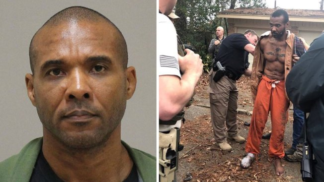 MMA Fighter Wanted in Killings Captured After Escaping Van