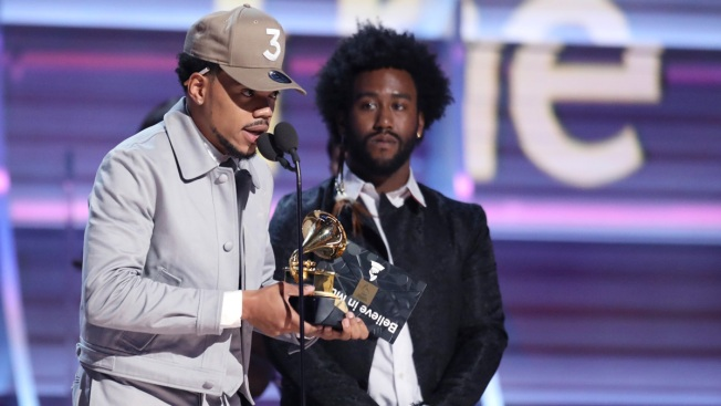 Chance the Rapper to Meet with Rauner Following Historic Grammy Haul
