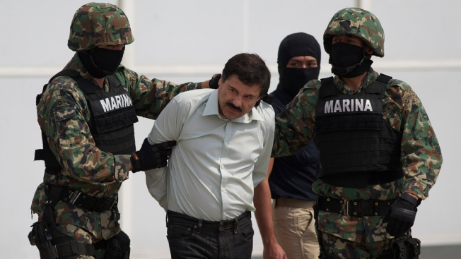El Chapo Trial Shows How 'Rampant,' 'Systemic' Corruption Impedes Drug War