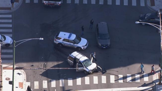 3 Kids Hurt After Stolen Car Takes Off From Cops, Crashes in Chatham