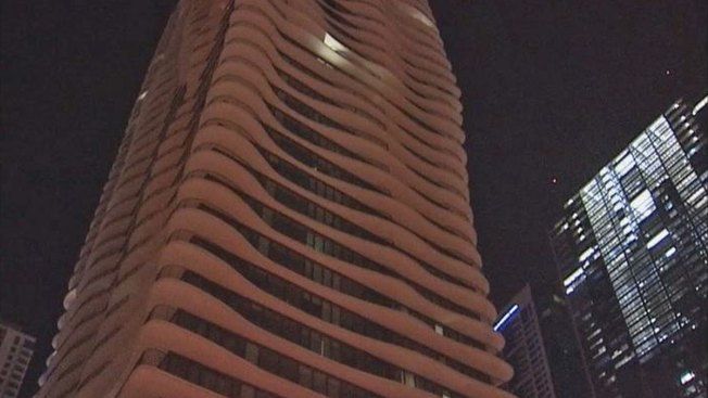Man Dies After Fall From 56th Floor of Aqua Building