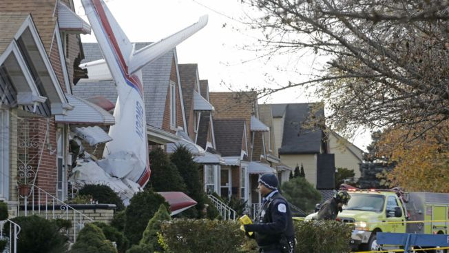 NTSB Reports Show Crash History for Air Carrier