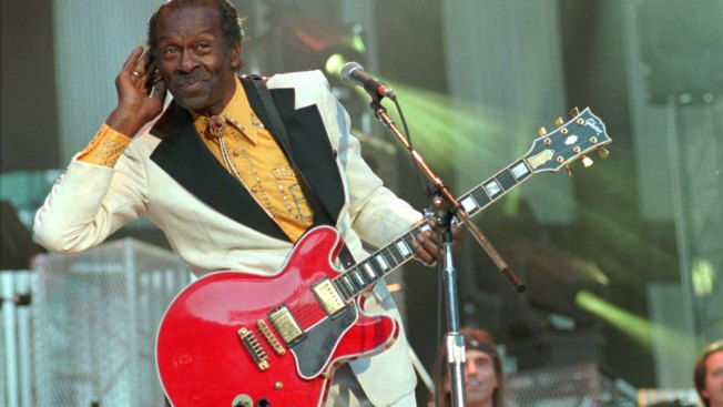 St. Louis Services Set for April 9 for Rock Icon Chuck Berry