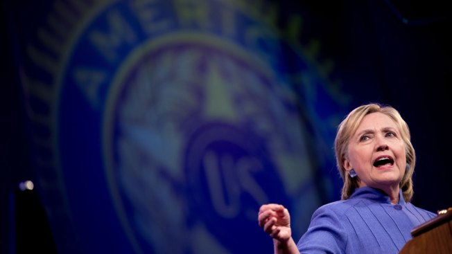 Clinton Sent Email Via Private Server to State Dept. Staff After Leaving Job