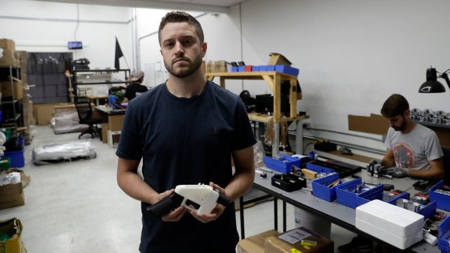 3D Gun Advocate Accused of Sex With Minor Is Jailed in US