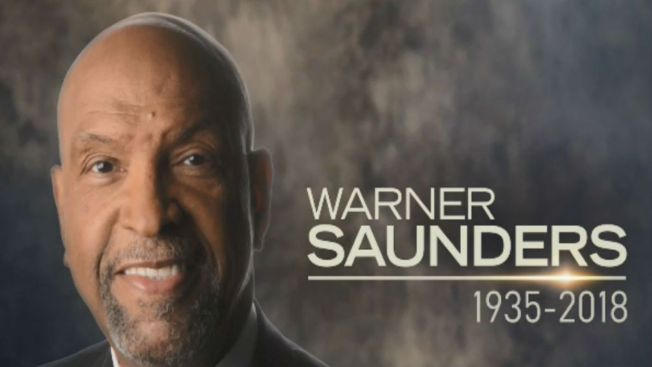 NBC 5 Remembers Longtime Anchor Warner Saunders