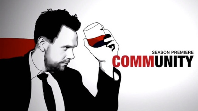 """Community"" Gets a ""Mad Men"" Makeover in New Season 5 Promo"