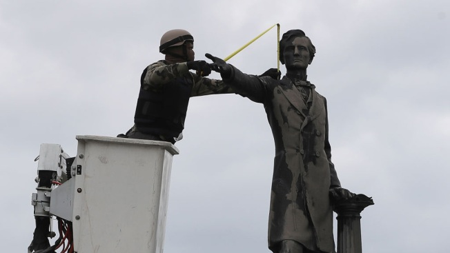 MS politician calls for lynchings over removal of Confederate statues