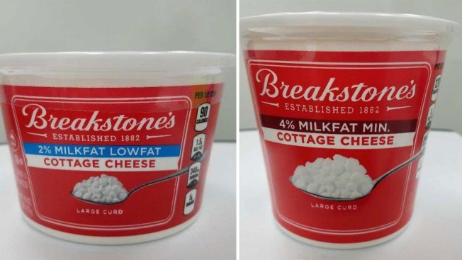 Cottage Cheese Recalled Over Potential Presence of 'Foreign Material'