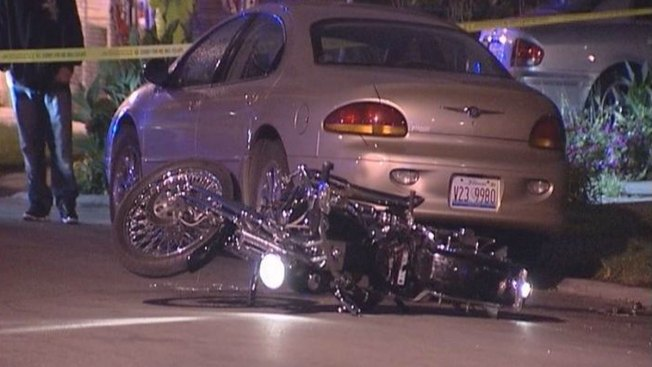 Motorcyclist Dies After South Side Crash