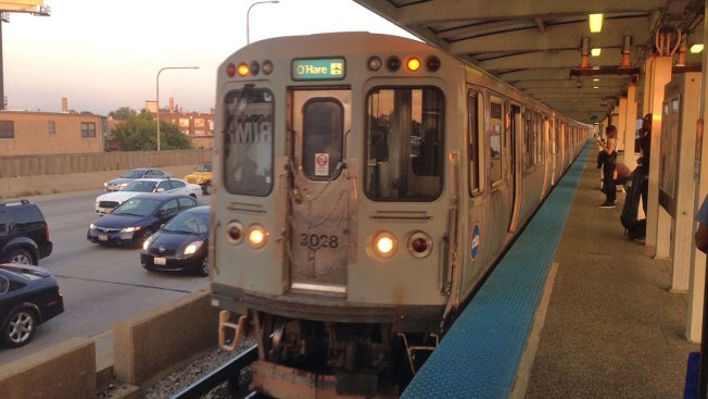 No Blue Line Trains Between O'Hare and Harlem