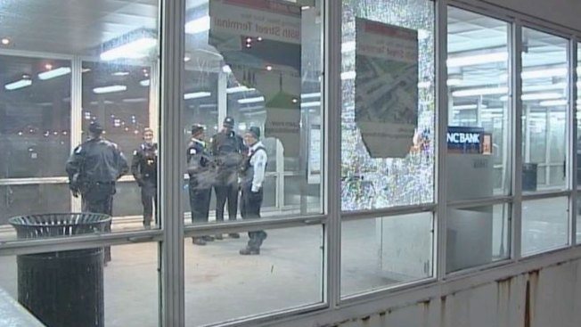 Three Injured in Shooting at Red Line Station