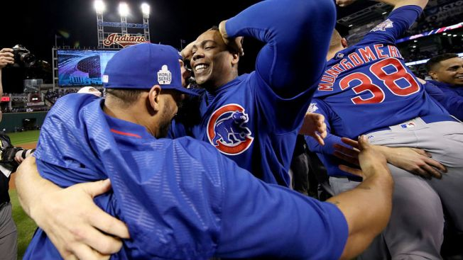 Chicago Cubs win first World Series title since 1908