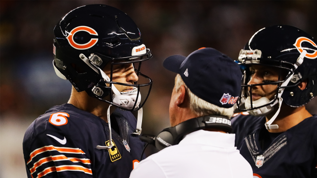 Jay Cutler 'Concerned' About Thumb Injury