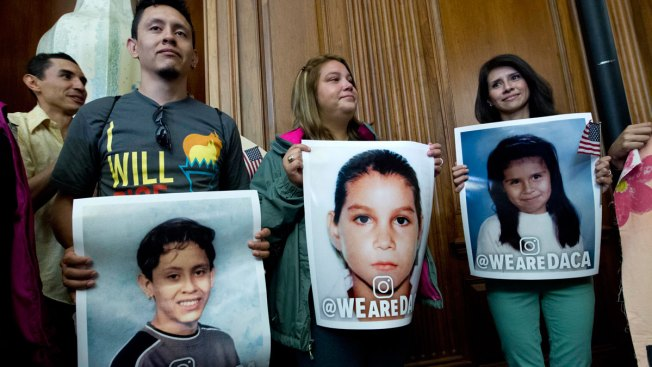 Fight Over Young Immigrants Ensnares Aviation Bill