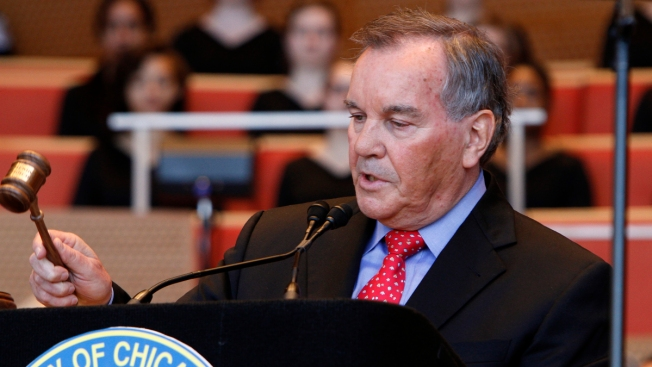 Former Mayor Daley to Speak for First Time Since Last Year's Illness