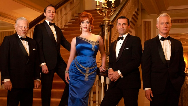 """Mad Men"" Final Season to Be Expanded, Split Into Two Parts"